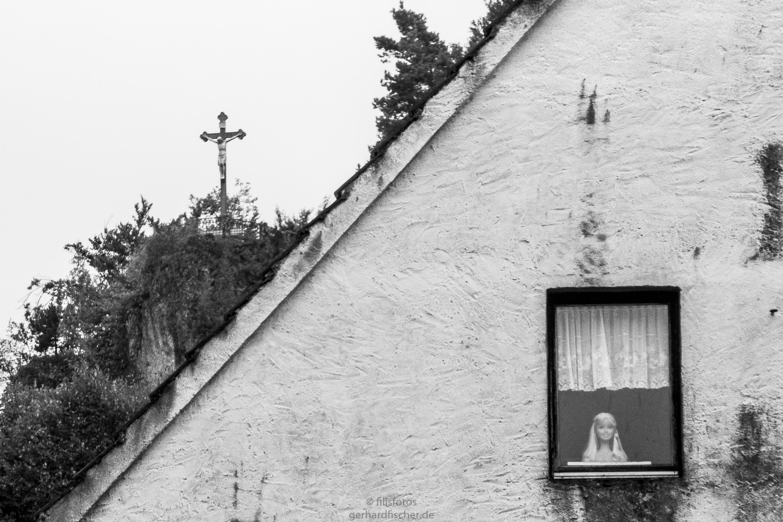 ristesse oder das Kreuz des bayerischen Ministerpräsidenten?